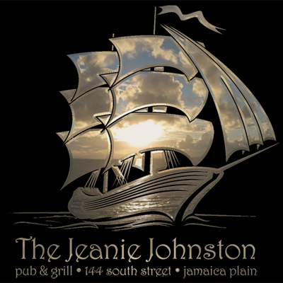 The Jeanie Johnston | Pub and Grill | Jamaica Plain